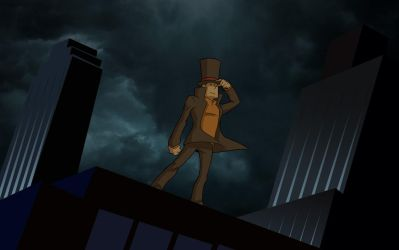 Layton: The Animated Series by zillabean