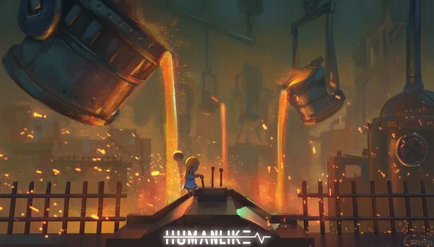 Humanlike - Foundry by RobertoGatto