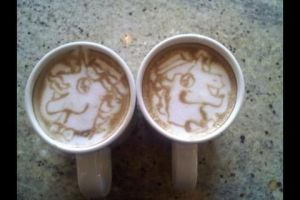 Flim and Flam Latte's by CappuccinoFrosting