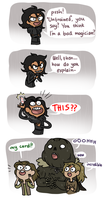 is this your card by HomestuckFanPoop