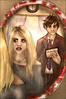 Uoy Evol I: Doctor Who by comfortablylaura
