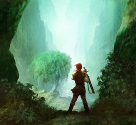 Wise Man's Fear By Patrick Rothfuss Part 2 by MarcSimonetti