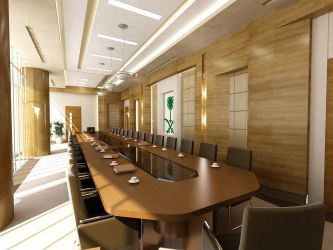 meeting room by Amr-Maged