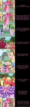 Pinkie Pie Says Goodnight: A Look Back by MLP-Silver-Quill