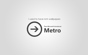 Metro by UltimateRT