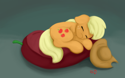 A Well Deserved Rest - NATG VIII: Day 19 by RedQuoz