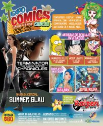 Expocomics Cancun 2008 by ecreativo