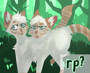 dahlia + poppy | rp tracker | open by Hollyleafthewarriorc