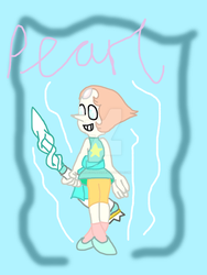 Pearl Redraw by Daracoon911