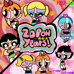 A Powerpuff (Late) Anniversary by Daracoon911