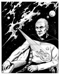 Captain Picard Day by TylerChinTanner
