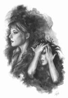 mylene farmer(9) by MaryTL