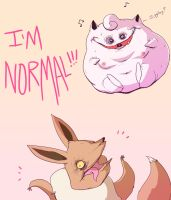 WTF Friday:Mom says I'm Normal