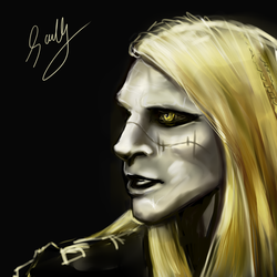 Prince Nuada by scully8472