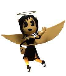 [Blender Release] Alice Angel V2 by AustinTheBear