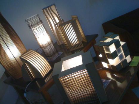 more lamps by lordfercd