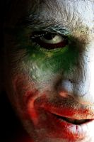 Joker by angelelectrico