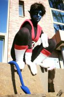 Nightcrawler Cosplay by LaraWegenaerArts