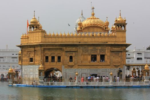 Golden Temple by vprima14