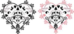 Monster High C.A. Cupid symbol by KCretcher
