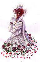 Trinity Blood: Crown of Thorns by EnessaKjonig