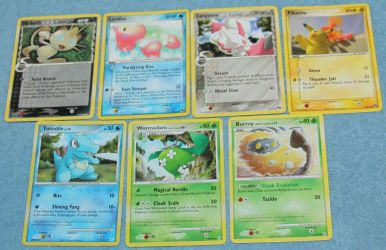 Pokemon Cards- 4Sale $.75Each - P7- NeedNewHomes by Lovely-DreamCatcher