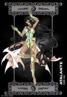 Gift::. Sacred Saga - Atalante by Priss-BloodEmpress