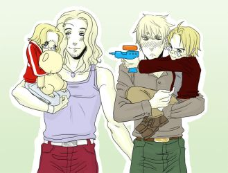 APH: Dysfunctional family by analmouse