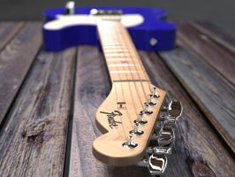 telecaster maxwell by Ghiekorg