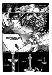 Thorn of hate - Dark Souls comic PAG 6 by thunderalchemist18