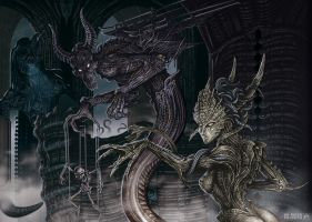 Mother of Serpents - Father of Lies by phrenan