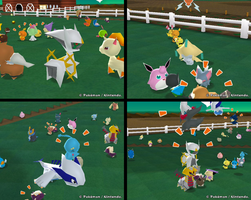 My Pokemon Ranch Snapshots 2 by MelodyCrystel