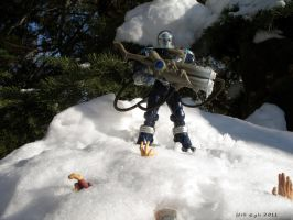 Mr.Freeze gets the job done by SurfTiki