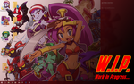 Windows 10 - Shantae (W.I.P.) by MrRussellgro