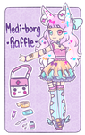 [Raffle]: Pastel Medi-borg (CLOSED) by SimplyDefault