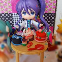 Happy Birhday - Gackpoid Nendoroid (Photo 2) by ng9