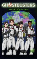 Ghostbusters by Lonzo1