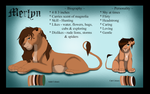 Merlyn Reference Sheet 2016 by MerlynsMidnight