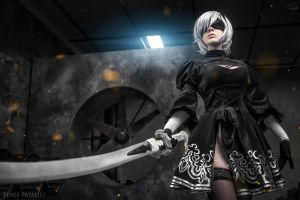YoRHa No.2 Type B by fenixfatalist