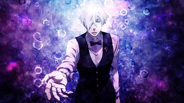 Death Parade Wallpaper - Decim by umi-no-mizu