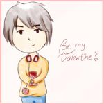 Be my Valentine? *APH-Hong Kong* by MischievousRibbon