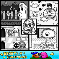 Kirby's Dream Land by TommyGK