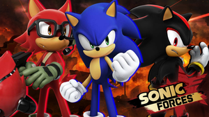 Sonic Forces Wallpaper Without Classic By XSpeedo