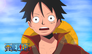 Luffy by PioDanilo