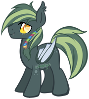 Night Specter By Skulifuck by digimonlover101