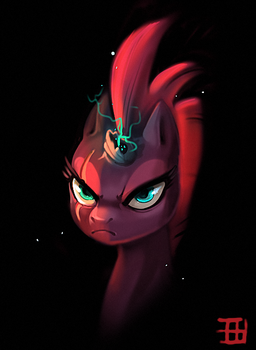 Tempest by griffsnuff