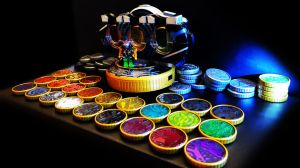 Kamen Rider OOO Premium o medal collection Review by Digger318