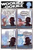 Wookie-Ookies: Ben there, Darth that! by kevinbolk