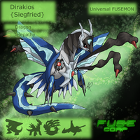 Dirakios{Seigfried}: Command the Universe! by Agryo