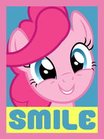 Smile Poster by ~IceRoadLion by JanoCota